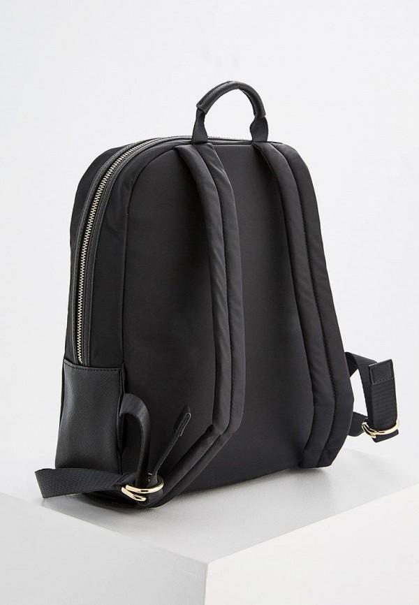 Фото 2 - женский рюкзак Tous черного цвета