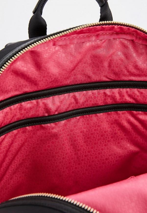 Фото 4 - женский рюкзак Tous черного цвета