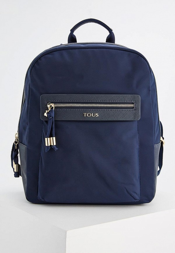 женский рюкзак tous, синий