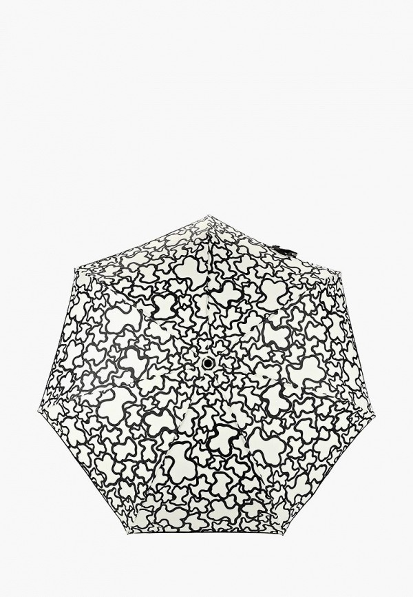 женский зонт tous, бежевый
