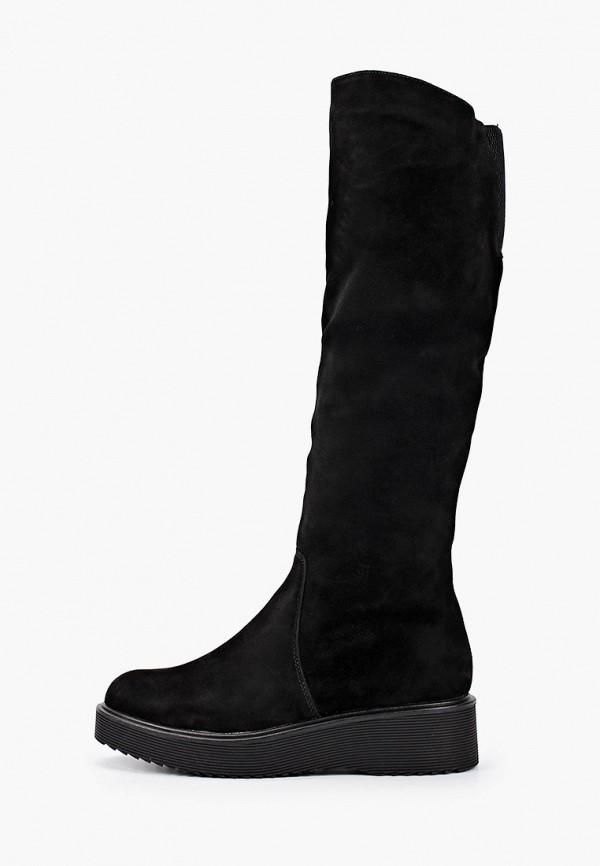 женские сапоги тофа, черные