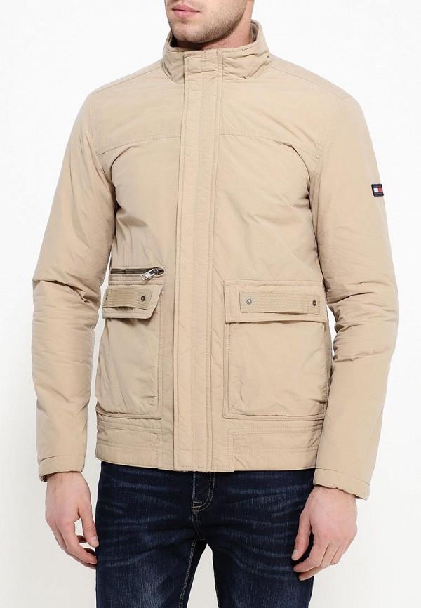Куртка утепленная Tommy Hilfiger Denim Tommy Hilfiger Denim TO013EMNSJ70 блуза hilfiger denim dw0dw02266 904 bright white dress blues
