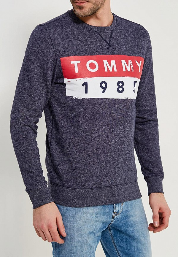 Свитшот Tommy Jeans Tommy Jeans TO013EMYZS92 свитшот tommy jeans tommy jeans to052emaihl1