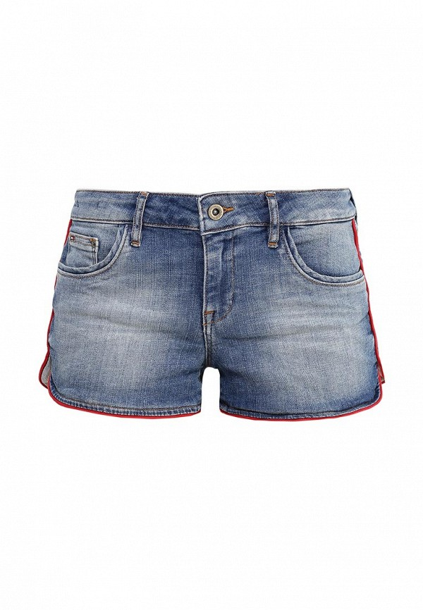 Шорты джинсовые Tommy Hilfiger Denim Tommy Hilfiger Denim TO013EWPRH01 джемпер hilfiger denim dw0dw02684 114 snow white htr