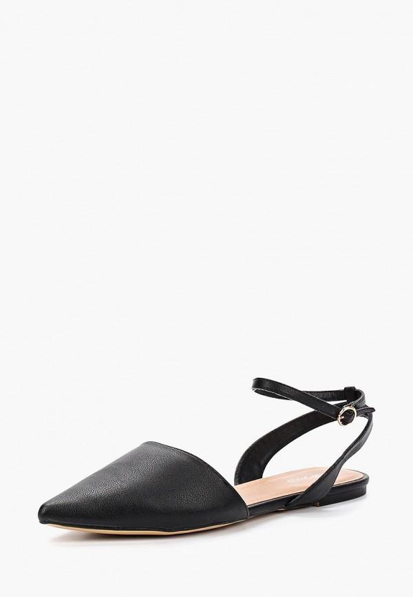 Купить Туфли Topshop, TO029AWBOQD1, черный, Осень-зима 2018/2019