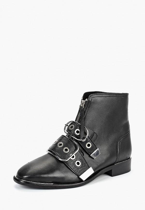 Купить Ботинки Topshop, TO029AWCUPS1, черный, Осень-зима 2018/2019