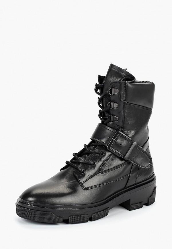 Купить Ботинки Topshop, TO029AWCUPS3, черный, Осень-зима 2018/2019