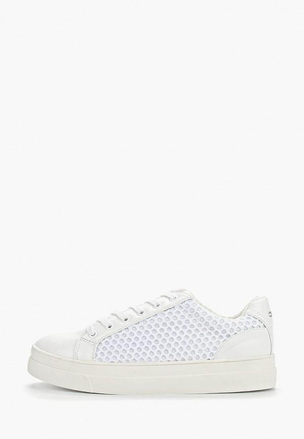 женские кроссовки topshop, белые