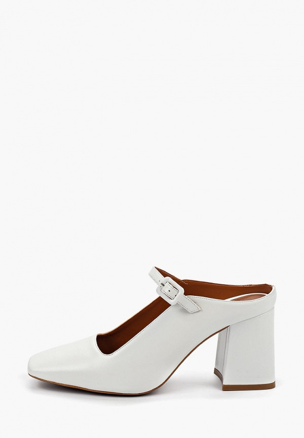 женские туфли topshop, белые