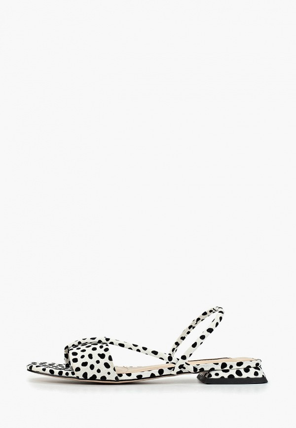 женские сандалии topshop, белые
