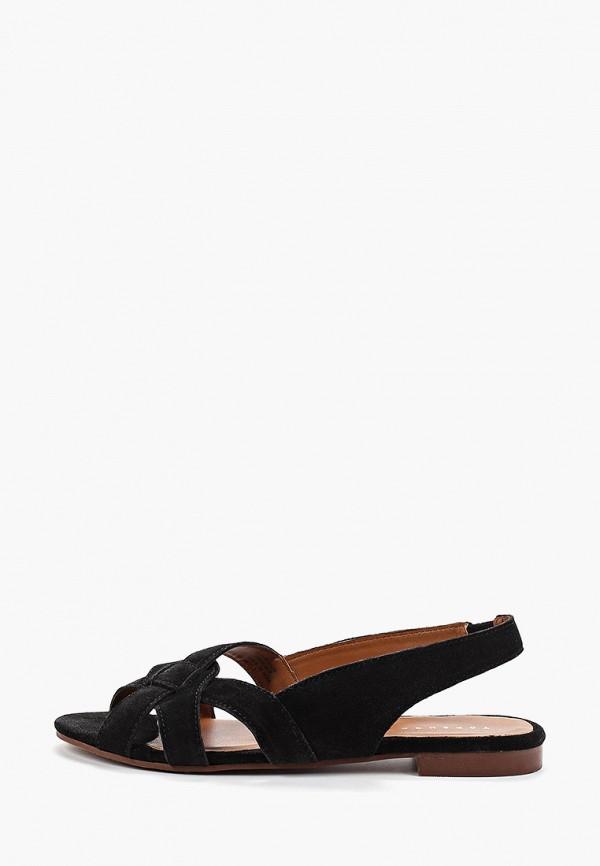 женские сандалии topshop, черные