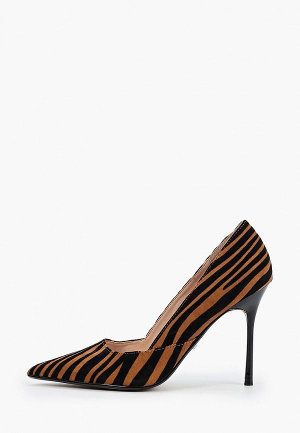 женские туфли topshop, коричневые