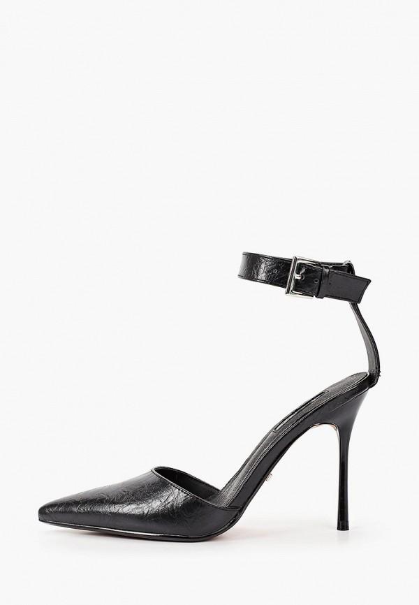 женские туфли topshop, черные