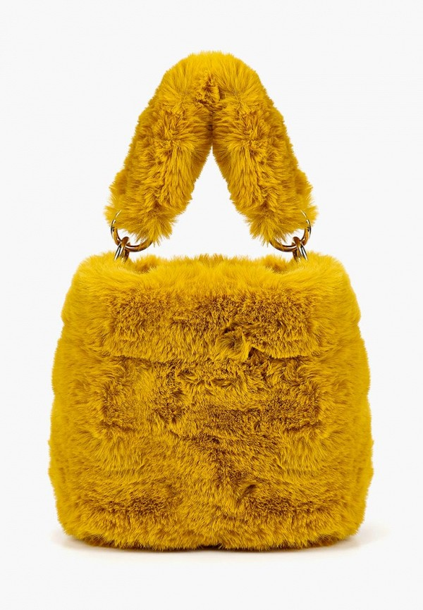 Купить Сумка Topshop, to029bwcwbu6, желтый, Осень-зима 2018/2019