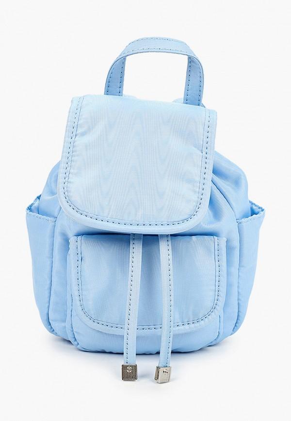 женский рюкзак topshop, голубой