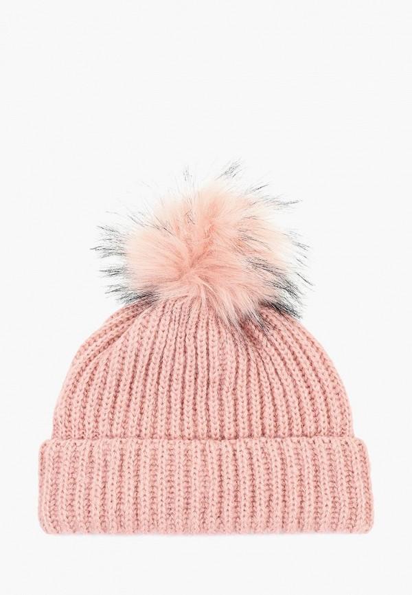 Купить Шапка Topshop, to029cwdfhk3, розовый, Осень-зима 2018/2019