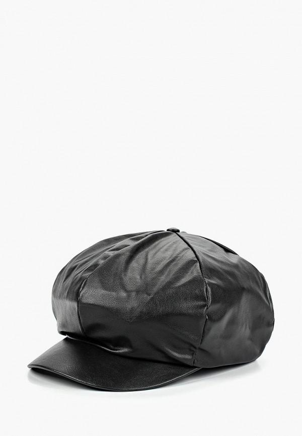 женская кепка topshop, черная