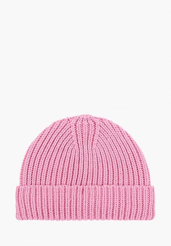 Купить Шапка Topshop, to029cwdipz2, розовый, Осень-зима 2018/2019