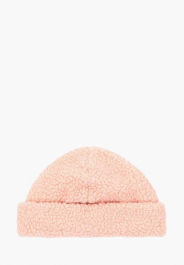 Купить Шапка Topshop, to029cwdmmx4, розовый, Осень-зима 2018/2019