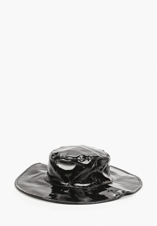 женская шляпа topshop, черная