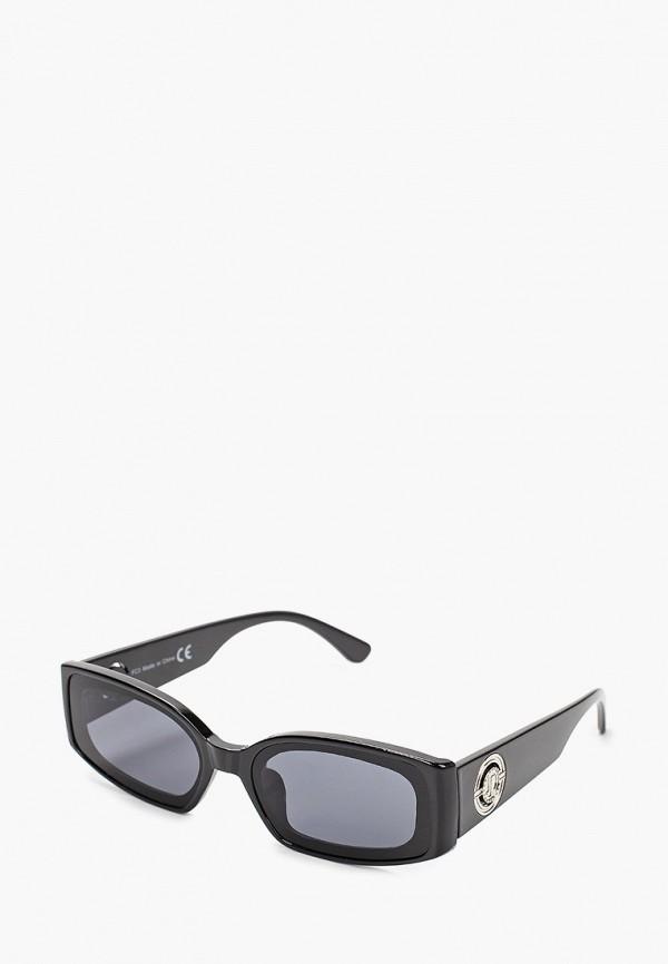 женские солнцезащитные очки topshop, черные