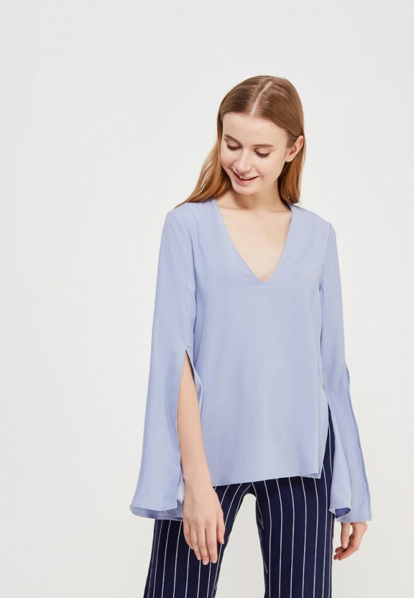 Блуза Topshop Topshop TO029EWAAKS6 блуза topshop topshop to029ewyja50
