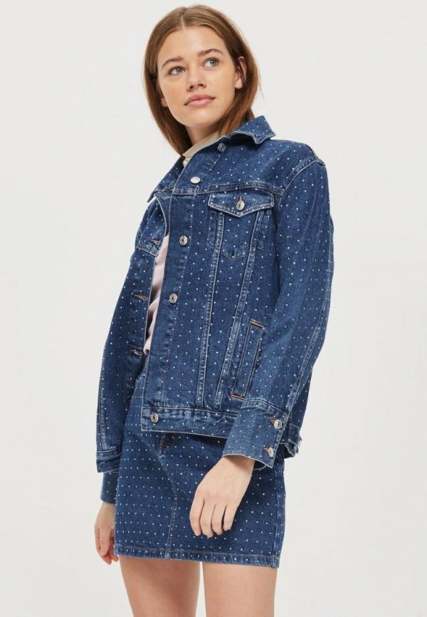 Куртка джинсовая Topshop Topshop TO029EWADDP5