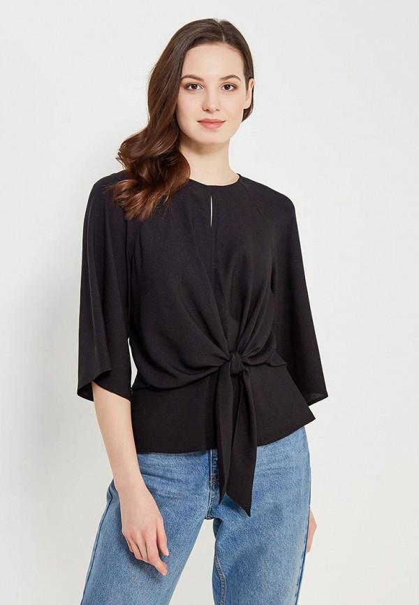 Купить Блуза Topshop, TO029EWADDS8, черный, Весна-лето 2018