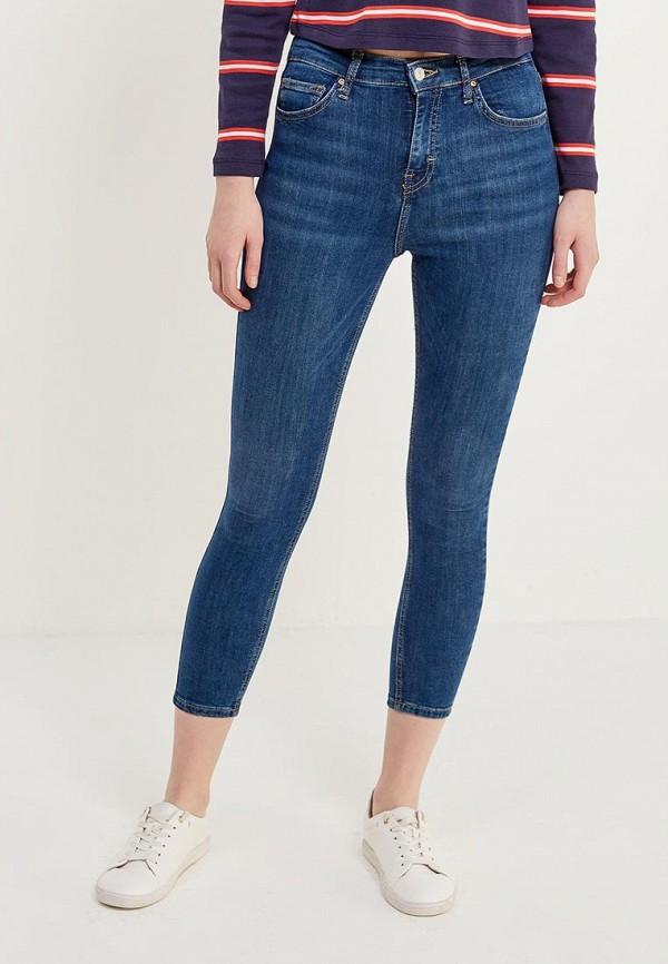 Джинсы Topshop Topshop TO029EWALSA7 шорты джинсовые topshop topshop to029ewarxe9