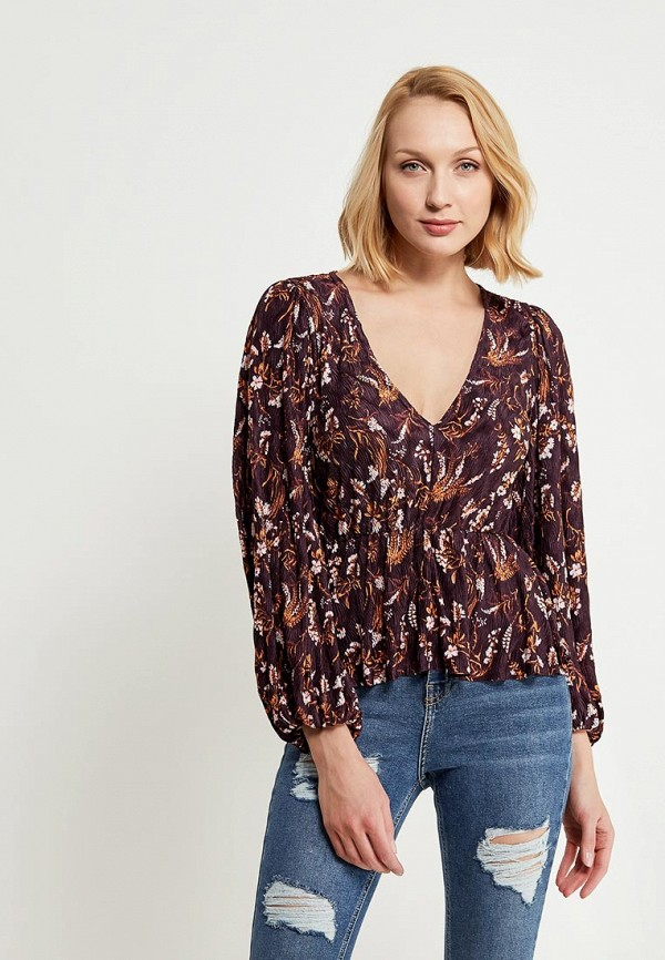 Блуза Topshop Topshop TO029EWALTK3 блуза topshop topshop to029ewbbrk6