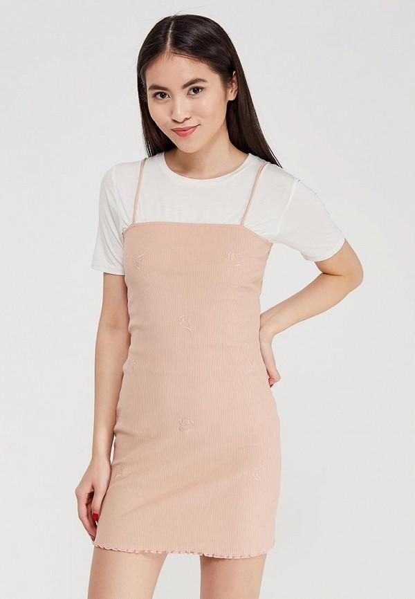 Платье Topshop Topshop TO029EWALTP1 цена