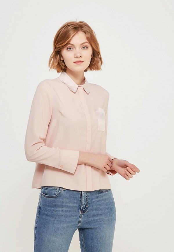 Блуза Topshop Topshop TO029EWALTS2 шорты джинсовые topshop topshop to029ewarxe9