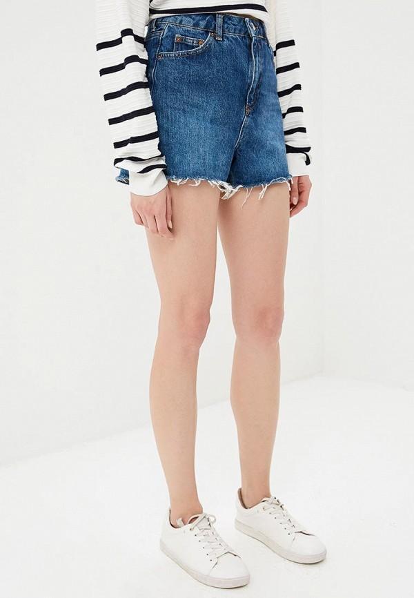 Шорты джинсовые Topshop Topshop TO029EWANMM9 шорты джинсовые topshop topshop to029ewarxf0