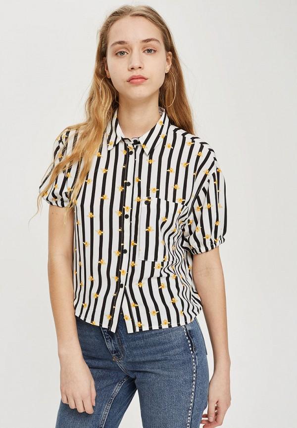 Блуза Topshop Topshop TO029EWAPSB2 блуза topshop topshop to029ewjex89