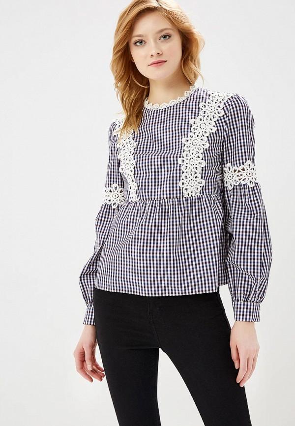 Блуза Topshop Topshop TO029EWAPSB3 блуза topshop topshop to029ewyap43