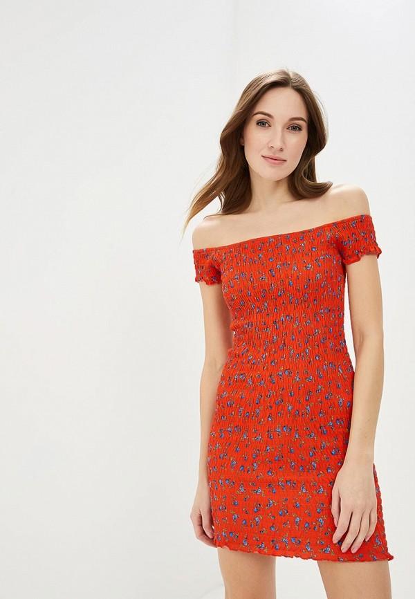 Платье Topshop Topshop TO029EWAYWI7 цена в Москве и Питере