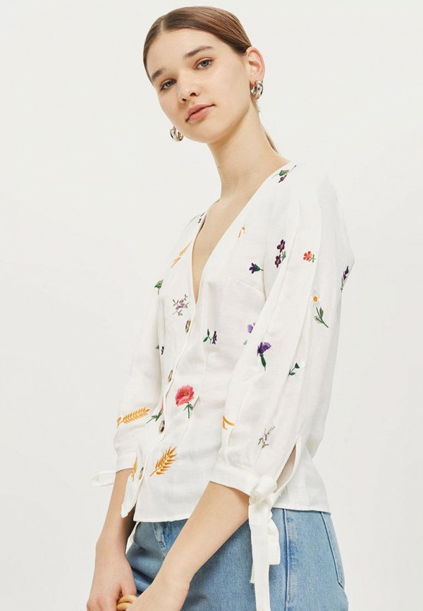 Блуза Topshop Topshop TO029EWAYWK2 блуза topshop topshop to029ewxgl80
