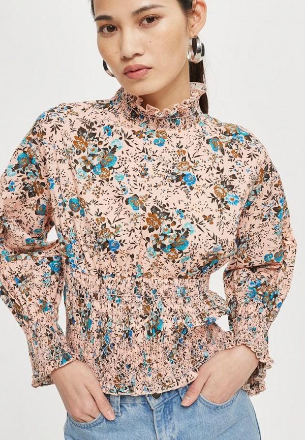 Блуза Topshop Topshop TO029EWAYWK3 блуза topshop topshop to029ewyrs04