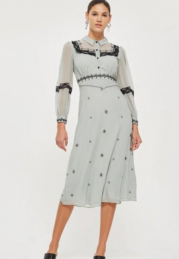 Платье Topshop Topshop TO029EWBAKP7