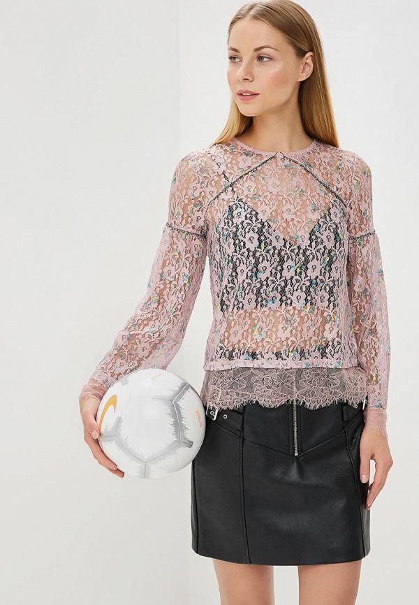 Блуза Topshop Topshop TO029EWBBRI0 блуза topshop topshop to029ewyap43