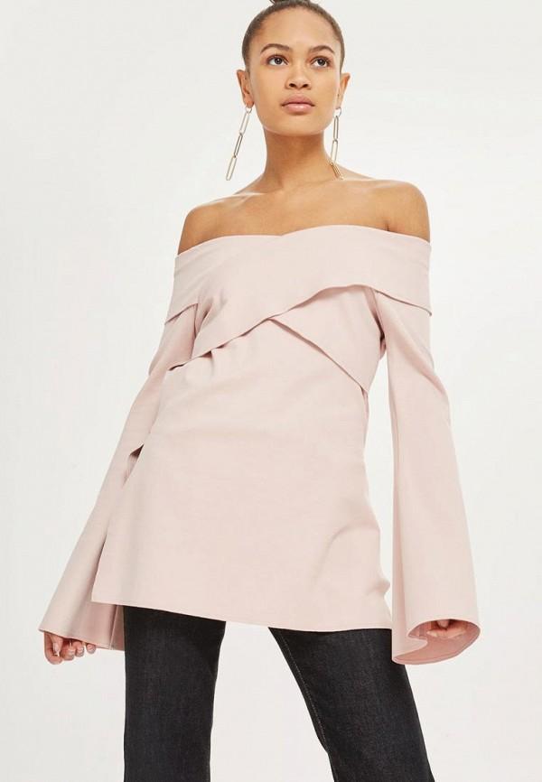 Купить Топ Topshop, TO029EWBBRI7, розовый, Весна-лето 2018