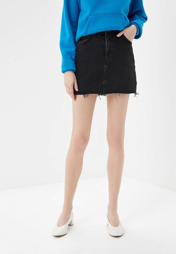 Юбка джинсовая Topshop Topshop TO029EWBBRJ4 topshop джинсовая юбка