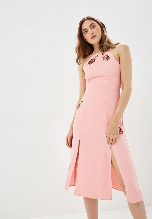 Платье Topshop Topshop TO029EWBBRK0 цена