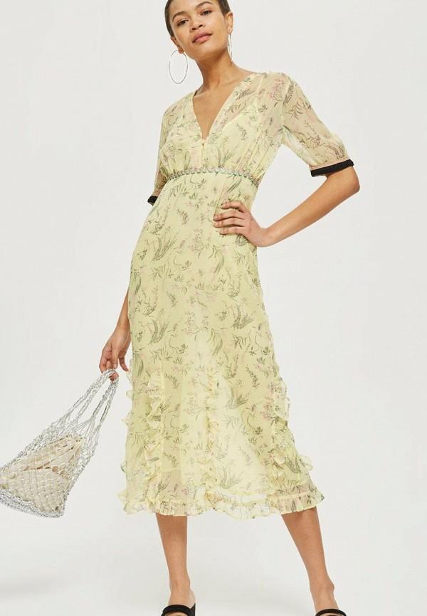 Платье Topshop Topshop TO029EWBBRK3 босоножки topshop topshop to029awfjxd2