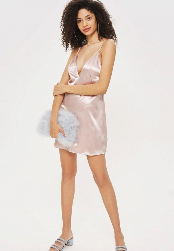 Платье Topshop Topshop TO029EWBFMN0 шорты джинсовые topshop topshop to029ewarxe9