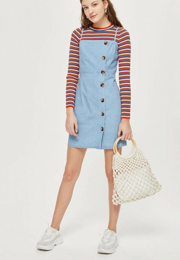 Платье Topshop Topshop TO029EWBJGH3 цены онлайн