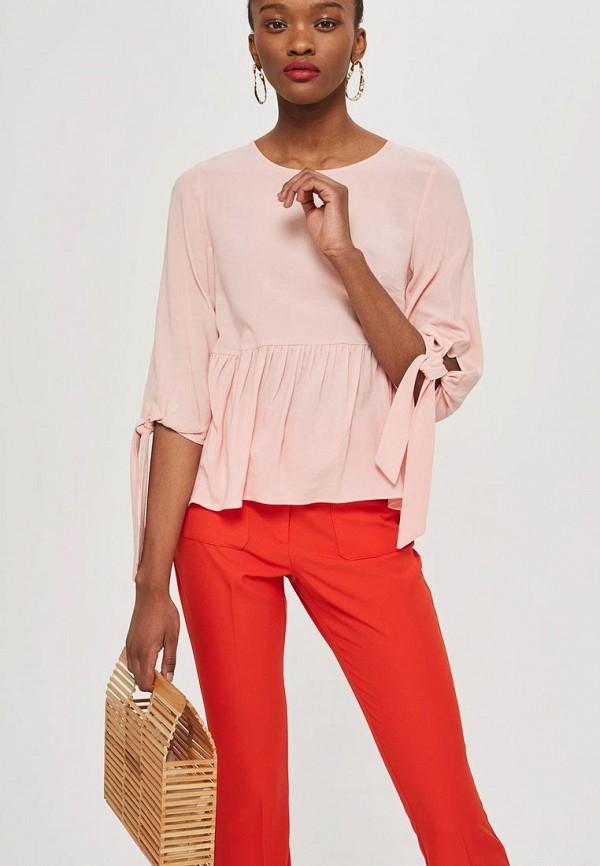 Блуза Topshop Topshop TO029EWBJGJ6 блуза topshop topshop to029ewyja50