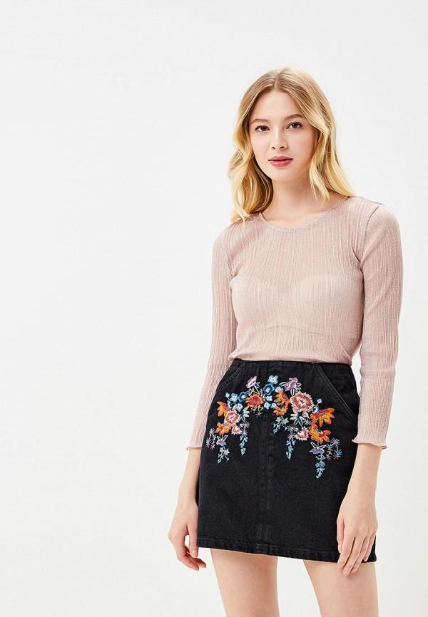 Купить Джемпер Topshop, TO029EWBJSR8, розовый, Весна-лето 2018