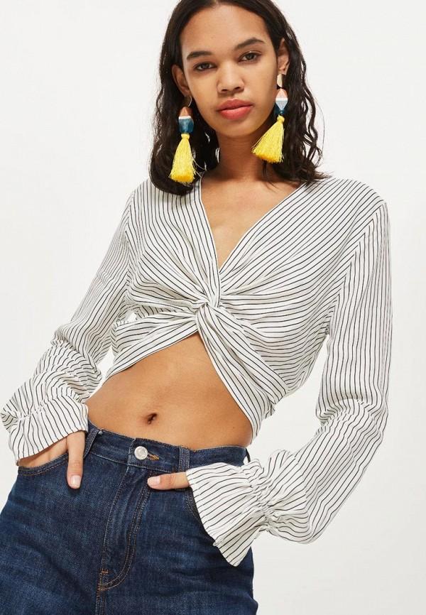Блуза Topshop Topshop TO029EWBOQR5 блуза topshop topshop to029ewxgl80