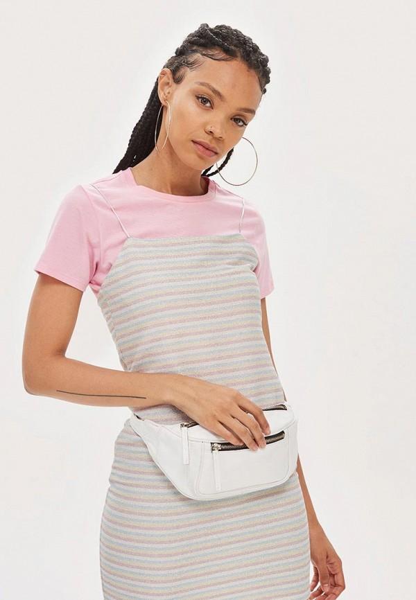 Купить Платье Topshop, TO029EWBSAY1, разноцветный, Осень-зима 2018/2019